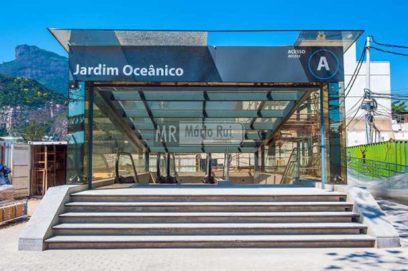 linha4 - Apartamento Avenida Lúcio Costa,Barra da Tijuca, Rio de Janeiro, RJ À Venda, 1 Quarto, 55m² - MRAP10131 - 19