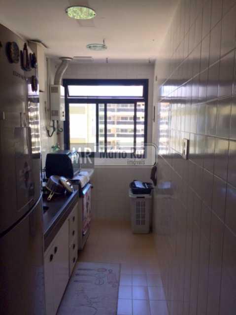 IMG_7197 - Apartamento à venda Avenida Lúcio Costa,Barra da Tijuca, Rio de Janeiro - R$ 550.000 - MRAP10135 - 8
