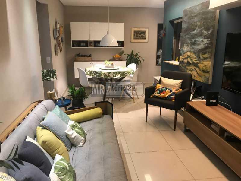 14 - Apartamento à venda Avenida Marechal Henrique Lott,Barra da Tijuca, Rio de Janeiro - R$ 985.000 - MRAP20097 - 1