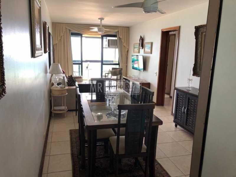 1 - Apartamento à venda Avenida Lúcio Costa,Barra da Tijuca, Rio de Janeiro - R$ 1.450.000 - MRAP20101 - 4