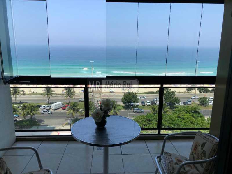 7 - Apartamento à venda Avenida Lúcio Costa,Barra da Tijuca, Rio de Janeiro - R$ 1.450.000 - MRAP20101 - 9