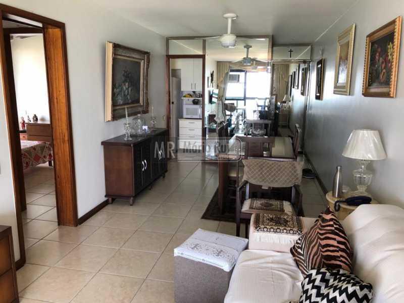 13 - Apartamento à venda Avenida Lúcio Costa,Barra da Tijuca, Rio de Janeiro - R$ 1.450.000 - MRAP20101 - 7