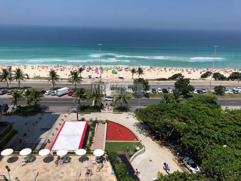 14 - Apartamento à venda Avenida Lúcio Costa,Barra da Tijuca, Rio de Janeiro - R$ 1.450.000 - MRAP20101 - 1