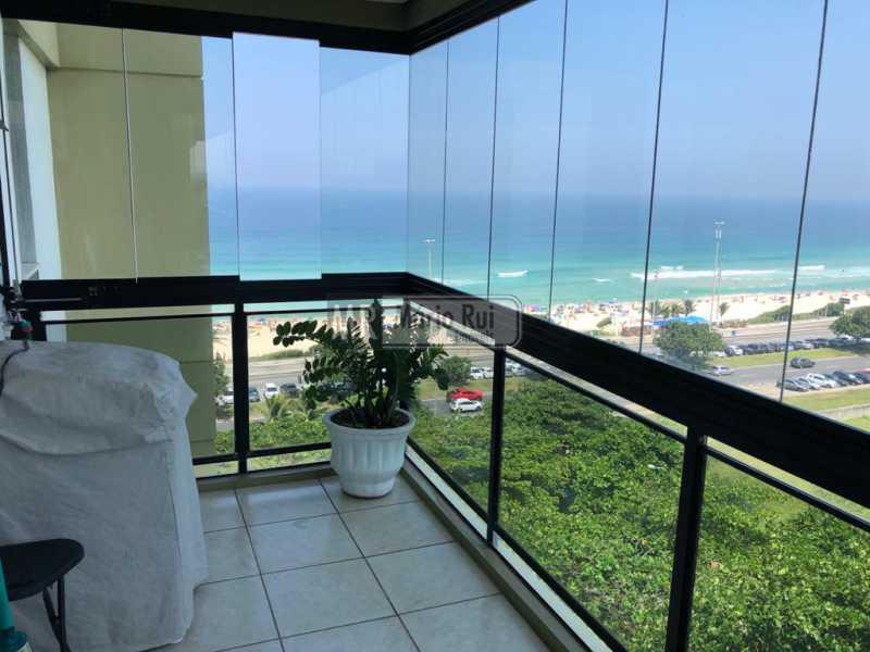 20 - Apartamento à venda Avenida Lúcio Costa,Barra da Tijuca, Rio de Janeiro - R$ 1.450.000 - MRAP20101 - 19
