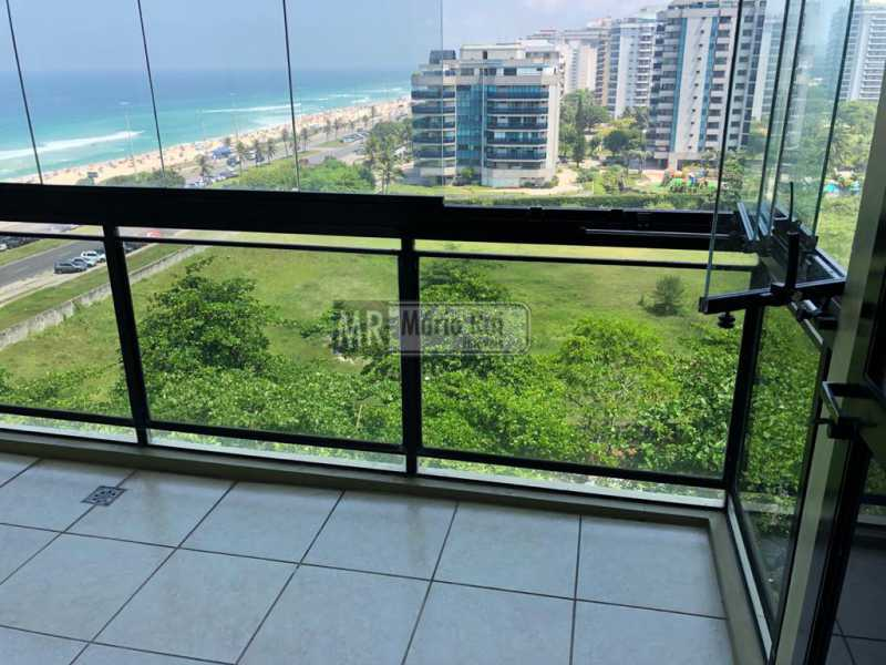 21 - Apartamento à venda Avenida Lúcio Costa,Barra da Tijuca, Rio de Janeiro - R$ 1.450.000 - MRAP20101 - 20