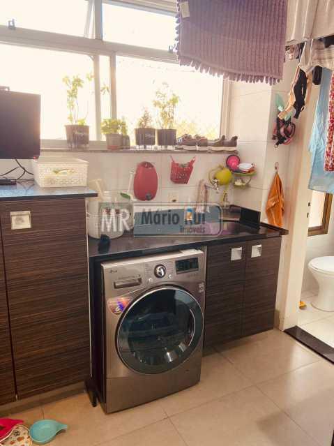 12 - Apartamento à venda Rua Ipanema,Barra da Tijuca, Rio de Janeiro - R$ 1.750.000 - MRAP40046 - 18