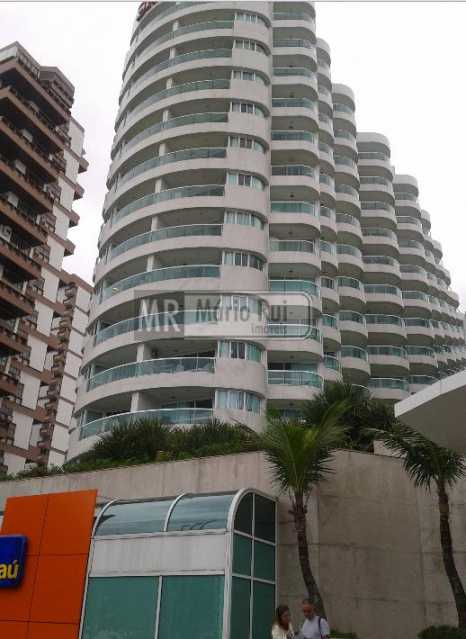 FachadaprEdiopool - Hotel à venda Avenida Lúcio Costa,Barra da Tijuca, Rio de Janeiro - R$ 600.000 - MH10085 - 17