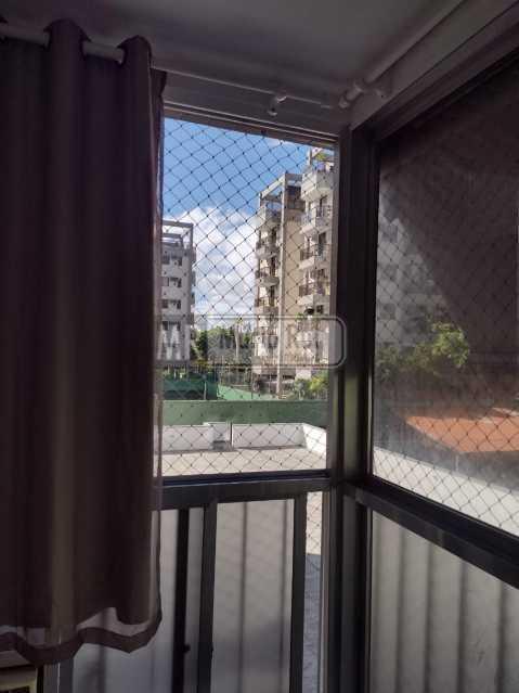 8 - Apartamento à venda Avenida Peregrino Júnior,Barra da Tijuca, Rio de Janeiro - R$ 950.000 - MRAP20104 - 6