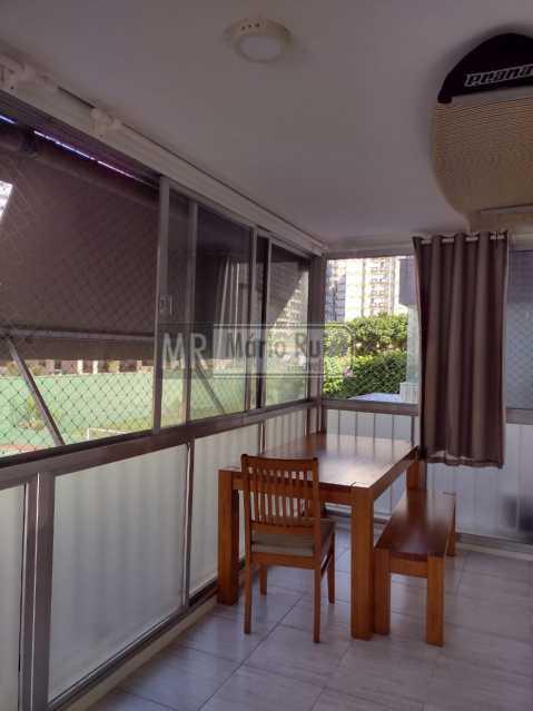 14 - Apartamento à venda Avenida Peregrino Júnior,Barra da Tijuca, Rio de Janeiro - R$ 950.000 - MRAP20104 - 5