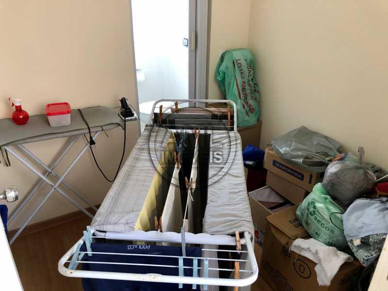 IMG_6633 - Apartamento 1 quarto à venda Grajaú, Rio de Janeiro - R$ 320.000 - TA14911 - 19