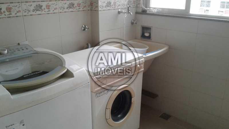 20201113_161223 - Apartamento 3 quartos à venda Tijuca, Rio de Janeiro - R$ 700.000 - TA34920 - 24