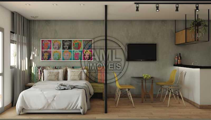 IMG_1726 - Apartamento à venda Tijuca, Rio de Janeiro - R$ 432.000 - TA14933 - 1