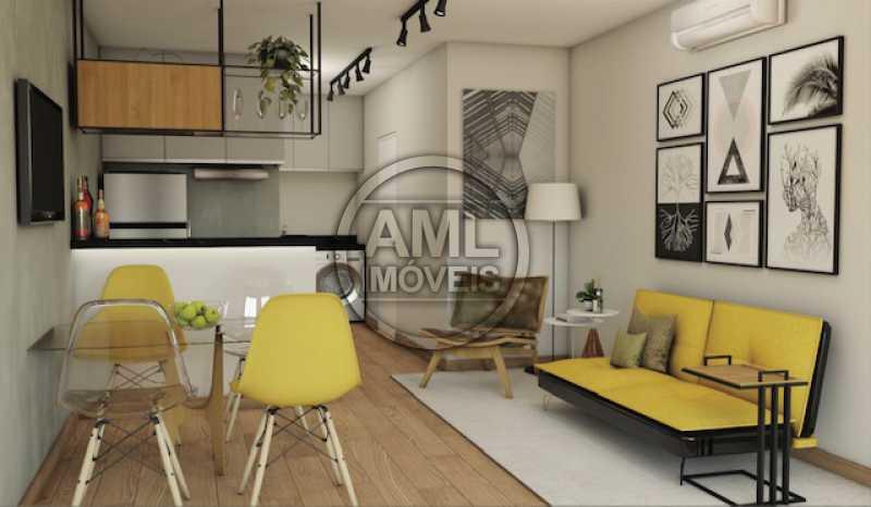 IMG_1728 - Apartamento à venda Tijuca, Rio de Janeiro - R$ 432.000 - TA14933 - 5