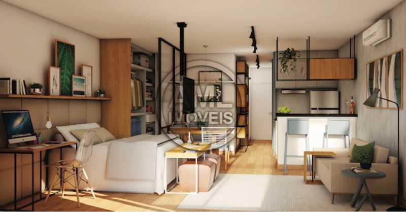 IMG_1729 - Apartamento à venda Tijuca, Rio de Janeiro - R$ 432.000 - TA14933 - 6