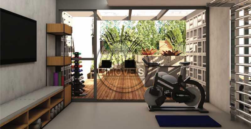 IMG_1731 - Apartamento à venda Tijuca, Rio de Janeiro - R$ 432.000 - TA14933 - 9
