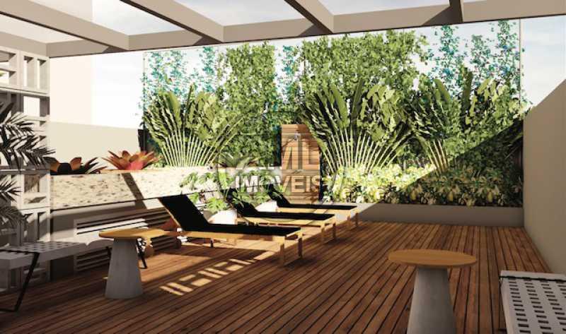 IMG_1734 - Apartamento à venda Tijuca, Rio de Janeiro - R$ 432.000 - TA14933 - 10