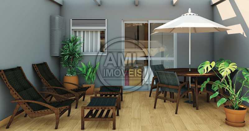IMG_1737 - Apartamento à venda Tijuca, Rio de Janeiro - R$ 432.000 - TA14933 - 12