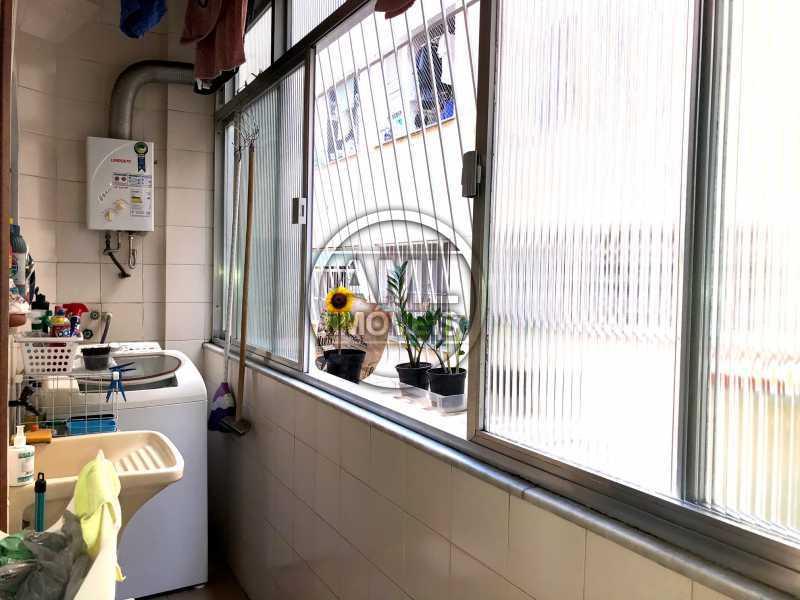 IMG_8838 - Apartamento 3 quartos à venda Tijuca, Rio de Janeiro - R$ 475.000 - TA34980 - 21