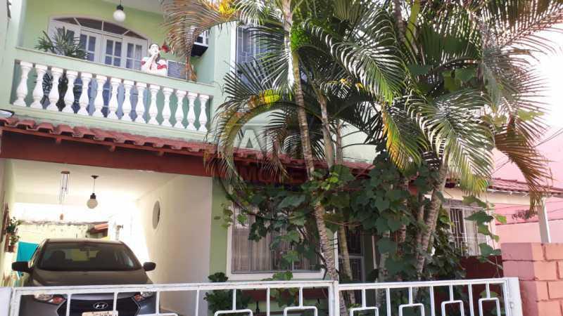659693a3-f7c3-4aba-ad56-e68aa6 - Casa em Condomínio 3 quartos à venda Bangu, Rio de Janeiro - R$ 350.000 - TK34994 - 1