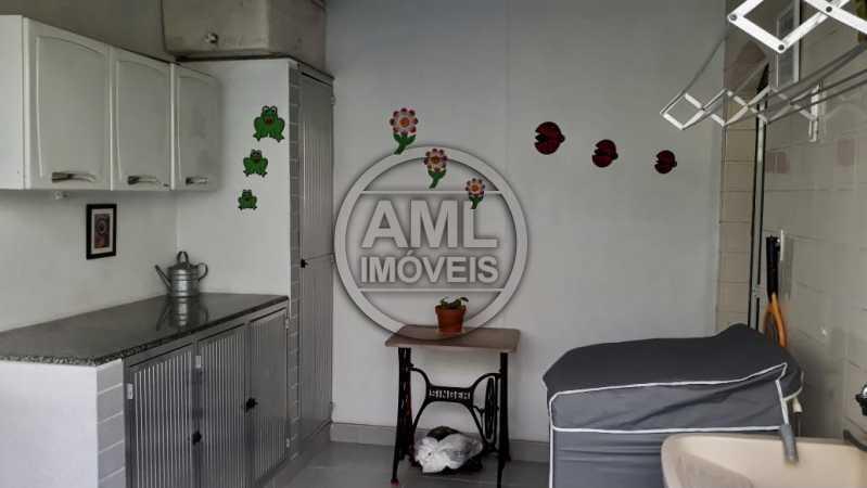 cf8e7ceb-facf-4d82-bba4-3a4d0f - Casa em Condomínio 3 quartos à venda Bangu, Rio de Janeiro - R$ 350.000 - TK34994 - 21
