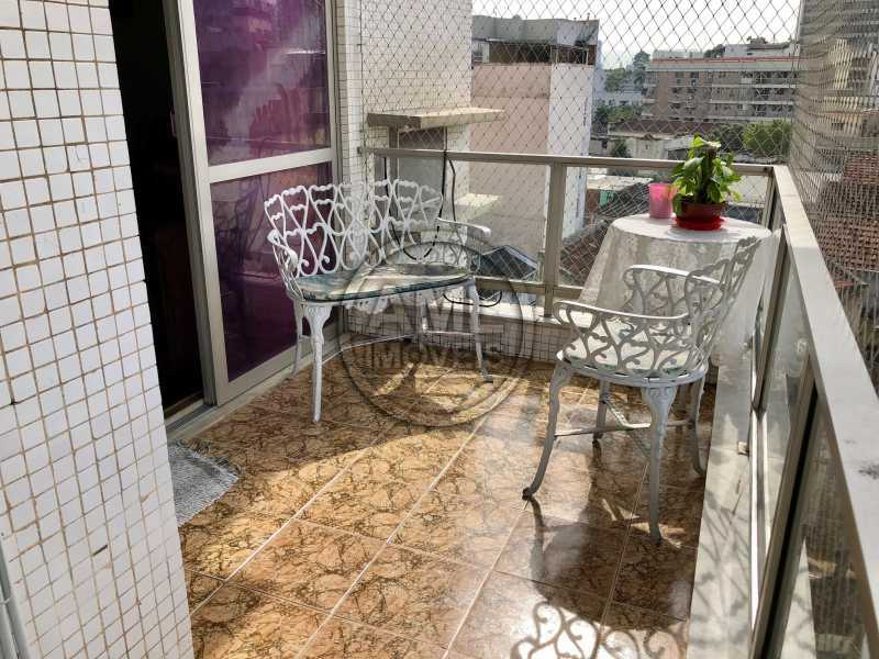 IMG_3129 - Apartamento 3 quartos à venda Tijuca, Rio de Janeiro - R$ 650.000 - TA35007 - 1