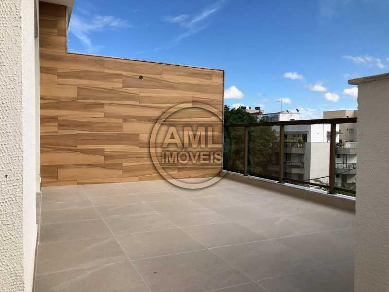 IMG_4175 - Cobertura 3 quartos à venda Recreio dos Bandeirantes, Rio de Janeiro - R$ 1.246.300 - TC35016 - 6