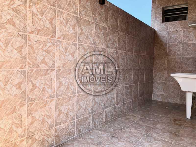 IMG_5107 - Apartamento 2 quartos à venda Zumbi, Rio de Janeiro - R$ 300.000 - TA25024 - 24
