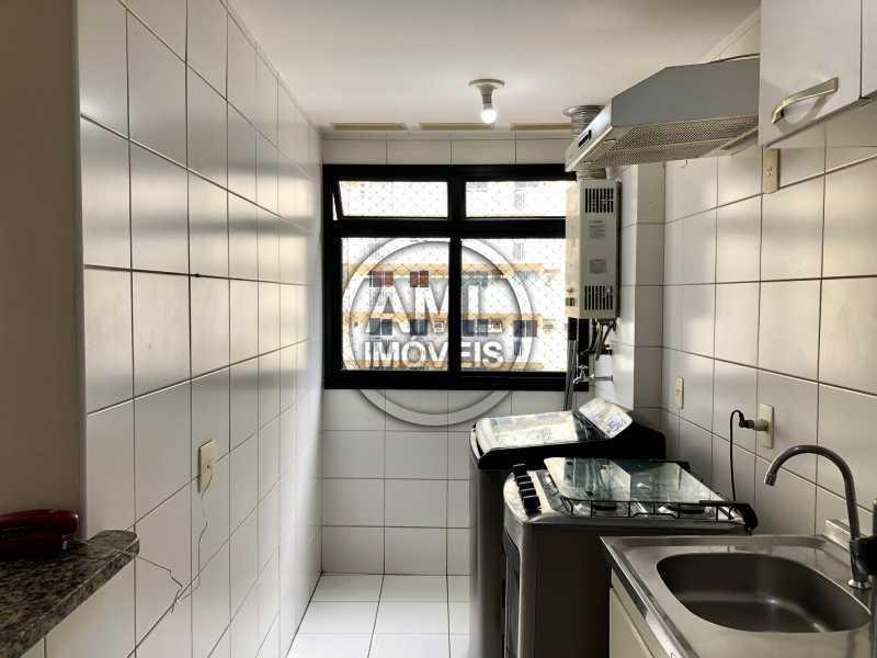 IMG_6514 - Apartamento 2 quartos à venda São Cristóvão, Rio de Janeiro - R$ 400.000 - TA25032 - 24