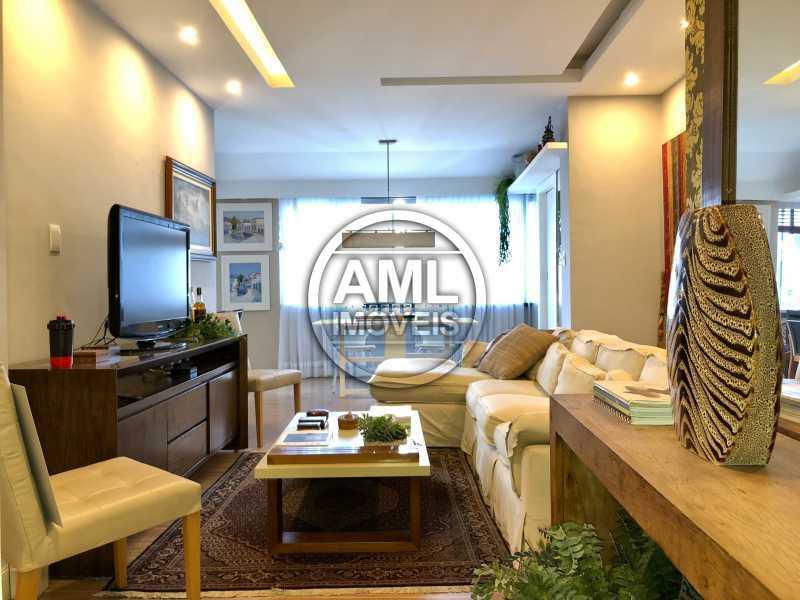 IMG_7497 - Apartamento 3 quartos à venda Centro, Rio de Janeiro - R$ 679.000 - TA35027 - 5