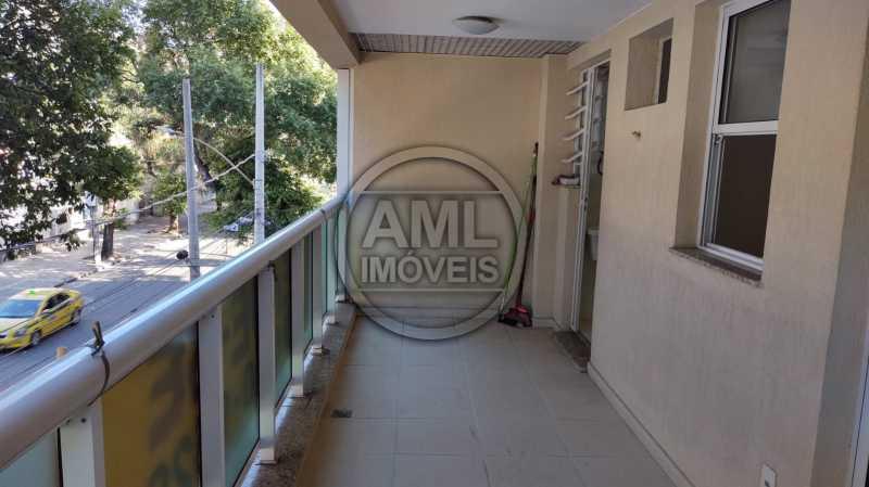 IMG-20211013-WA0045 - Apartamento 3 quartos à venda Grajaú, Rio de Janeiro - R$ 690.000 - TA35040 - 5