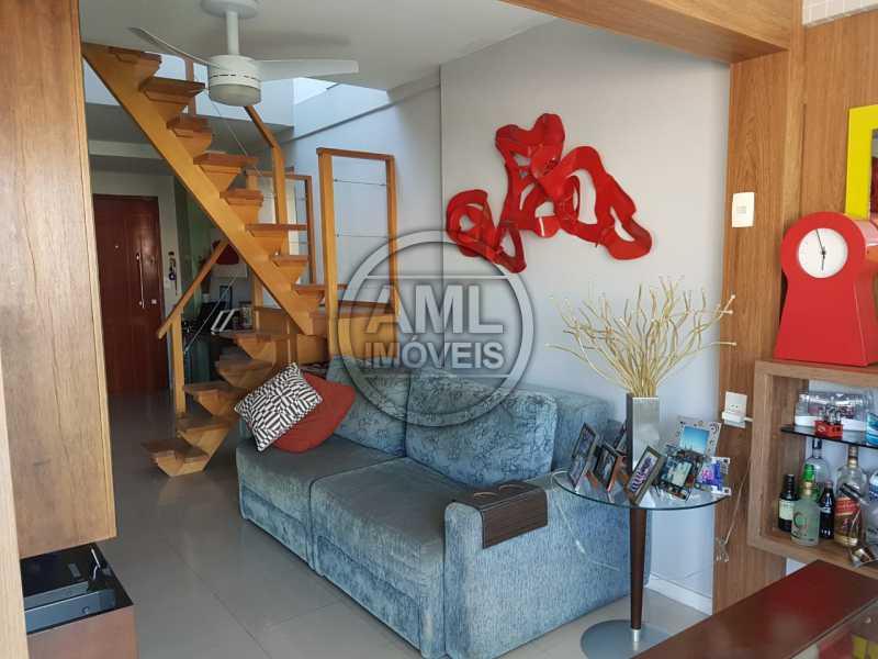 IMG-20191010-WA0023 - Cobertura 2 quartos à venda Tijuca, Rio de Janeiro - R$ 1.050.000 - TC23217 - 5