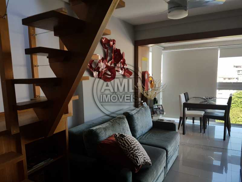 IMG-20191010-WA0024 - Cobertura 2 quartos à venda Tijuca, Rio de Janeiro - R$ 1.050.000 - TC23217 - 6