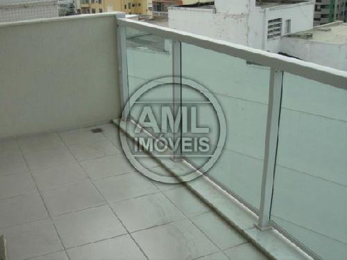 FOTO1 - Cobertura 2 quartos à venda Tijuca, Rio de Janeiro - R$ 1.050.000 - TC23217 - 7