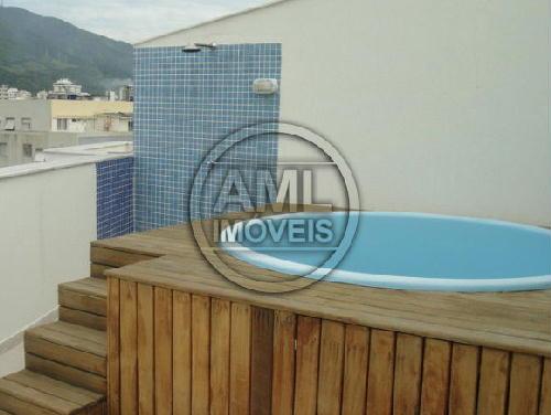 FOTO15 - Cobertura 2 quartos à venda Tijuca, Rio de Janeiro - R$ 1.050.000 - TC23217 - 13