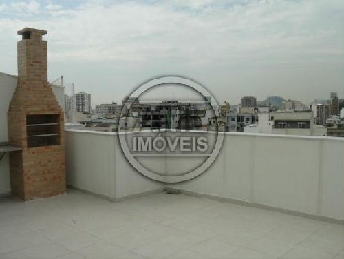 FOTO3 - Cobertura 2 quartos à venda Tijuca, Rio de Janeiro - R$ 1.050.000 - TC23217 - 12