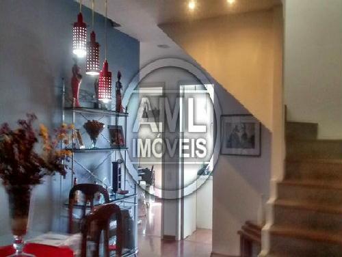 FOTO1 - Cobertura 3 quartos à venda Grajaú, Rio de Janeiro - R$ 900.000 - TC33127 - 1