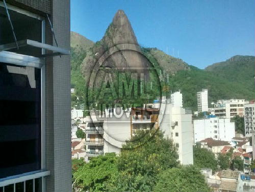 FOTO3 - Cobertura 3 quartos à venda Grajaú, Rio de Janeiro - R$ 900.000 - TC33127 - 4