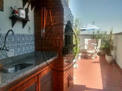 FOTO9 - Cobertura 3 quartos à venda Rocha, Rio de Janeiro - R$ 920.000 - TC34118 - 10