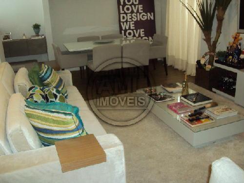 FOTO1 - Cobertura 3 quartos à venda Tijuca, Rio de Janeiro - R$ 790.000 - TC34139 - 1