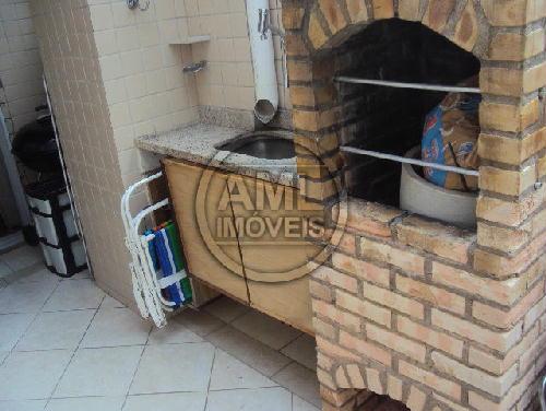 FOTO7 - Cobertura 3 quartos à venda Tijuca, Rio de Janeiro - R$ 790.000 - TC34139 - 8