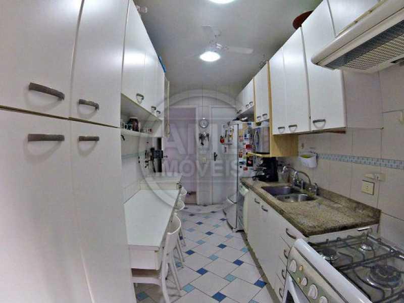 Cozinha - Cobertura À Venda - Tijuca - Rio de Janeiro - RJ - TC34142 - 10