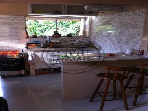 FOTO9 - Casa Alto da Boa Vista,Rio de Janeiro,RJ À Venda,4 Quartos,210m² - TK43323 - 1