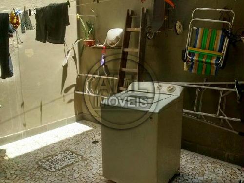 FOTO12 - Casa 4 quartos à venda Tijuca, Rio de Janeiro - R$ 640.000 - TK43492 - 13