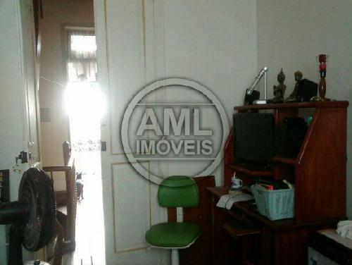 FOTO13 - Casa 4 quartos à venda Tijuca, Rio de Janeiro - R$ 640.000 - TK43492 - 14