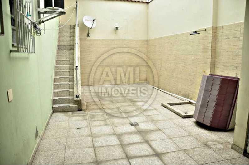 Área externa - Casa Vila Isabel,Rio de Janeiro,RJ À Venda,5 Quartos,290m² - TK54416 - 9
