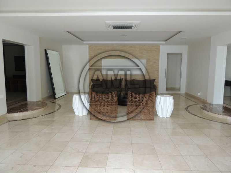Sala de Estar - Casa em Condominio À VENDA, Barra da Tijuca, Rio de Janeiro, RJ - TK54433 - 3