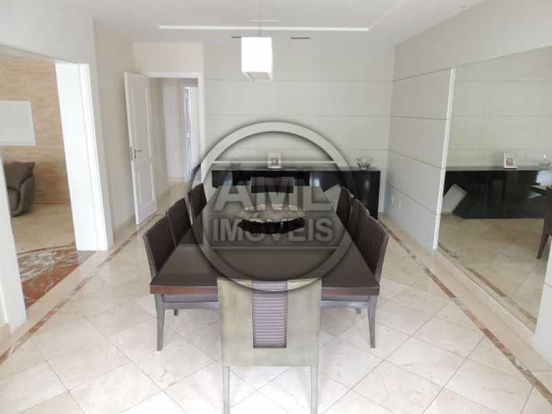 Sala de Jantar - Casa em Condominio À VENDA, Barra da Tijuca, Rio de Janeiro, RJ - TK54433 - 4
