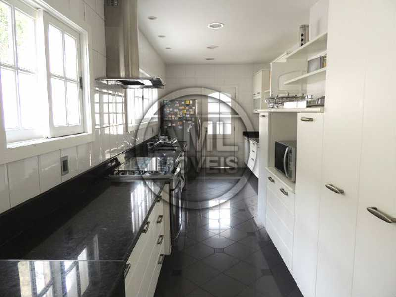Cozinha - Casa em Condominio À VENDA, Barra da Tijuca, Rio de Janeiro, RJ - TK54433 - 6