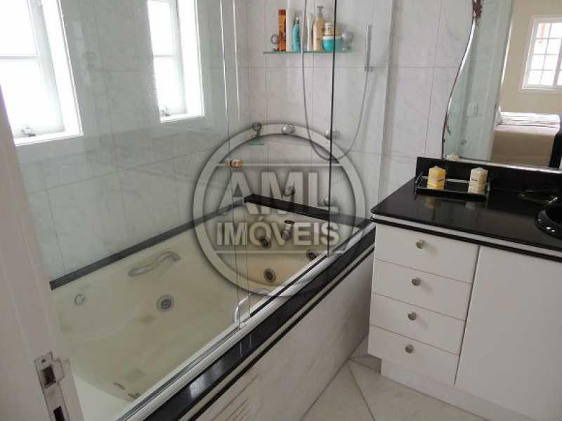 Banheiro Suíte 1 - Casa em Condominio À VENDA, Barra da Tijuca, Rio de Janeiro, RJ - TK54433 - 8
