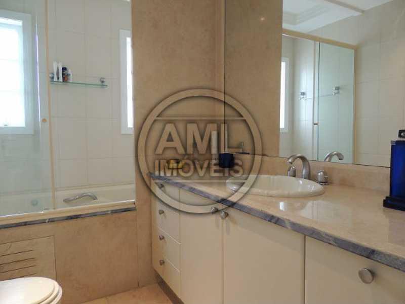Banheiro Suíte 2 - Casa em Condominio À VENDA, Barra da Tijuca, Rio de Janeiro, RJ - TK54433 - 12